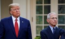 """""""미국, 최대 24만명 사망 예측""""…트럼프 """"매우 고통스런 2주될 것"""""""