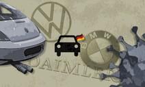 디젤게이트 이어 코로나 덮친 독일차 '시계제로'