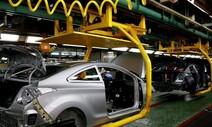 세계 자동차 산업, 구조조정 폭풍 속으로