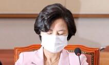 """추미애 '아들 의혹' 보도에 """"검언유착 심각하구나 감탄"""""""