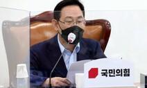 """야 """"추미애 부실수사, 고검 항고·특검 추진"""""""