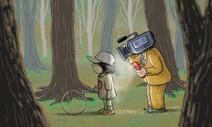 대한민국이라는 숲, 푸르름을 잃은 아이들