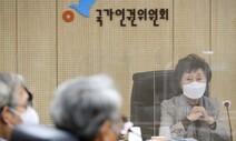 """""""박원순 성희롱 맞다"""" 인권위 직권조사 결론"""