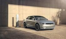 테슬라 모델Y 빈자리 채울까…현대차, 아이오닉5 베일 벗다