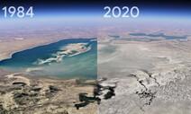 [영상] 3D 타임랩스로 본 지구 37년…오직, 기후위기가 찍혔다