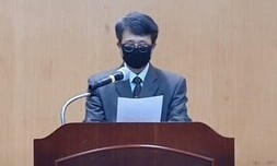 """""""5·18은 폭동"""" 망언 강의한 박훈탁 위덕대 교수 고발 추진"""