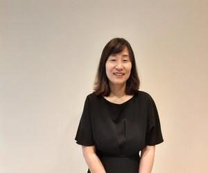 홍윤희 협동조합 무의 이사장.                               서혜빈 연구원