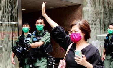 우려되는 홍콩 보안법 통과와 미-중 '신냉전' 격화