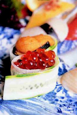 당신이 먹었던 꽃돔회는 진짜?…대형 초밥뷔페 27% 가짜
