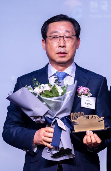 """박한우 기아차 사장 """"미국은 선순환 사이클, 중국은 아픈 손"""""""