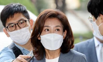 검찰, 나경원 딸 특혜 의혹 관련 성신여대 교직원 조사