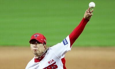'MLB 3번째 도전' 양현종, 친정 KIA로 돌아오나?