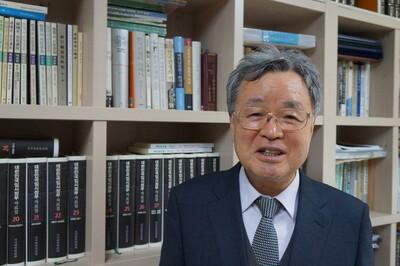 한시준 교수.