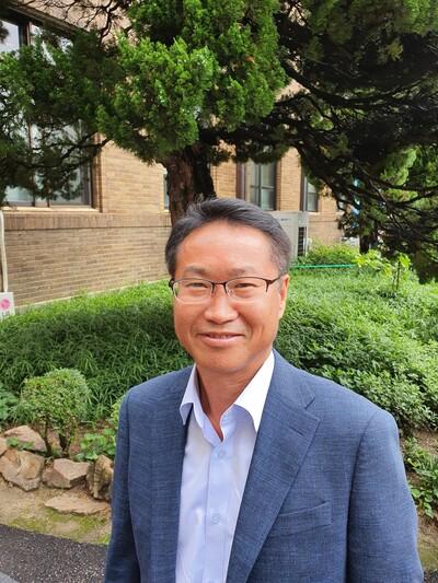 충북도 총무과 전용빈 주무관. 사진 오윤주 기자