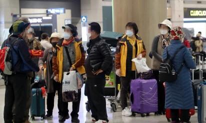 한국발 입국자 금지 10개국…모리셔스 신혼부부 결국 집으로
