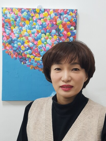 서미화 소장. 유달장애인자립생활지원센터 제공
