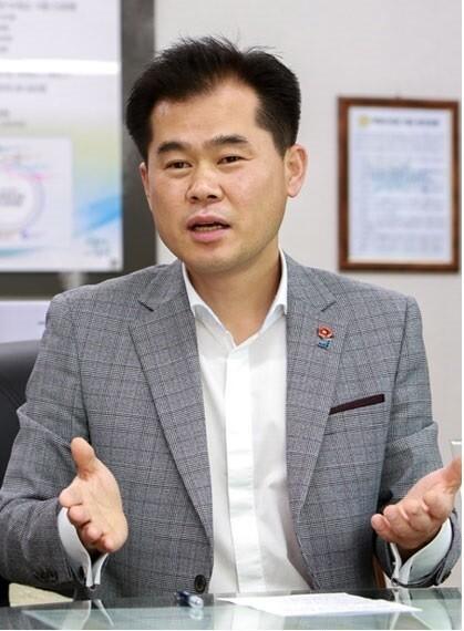 동현 부천시의회 의장. 부천시의회 제공