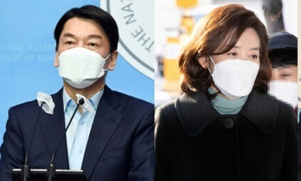 서울시장 '안-오-나' 출마…홍준표, 왜 셋 모두를 응원하나
