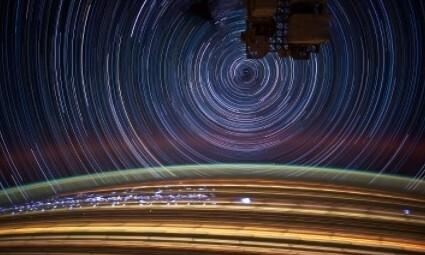 ISS 우주비행사들이 찍은 '최고의 지구 사진'은?