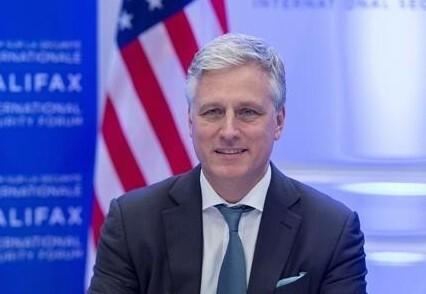 로버트 오브라이언 미국 백악관 국가안보보좌관. AP 연합뉴스