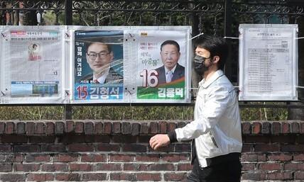 """[2020총선] """"반드시 투표"""" 73%…진영대결 더 거세졌다"""