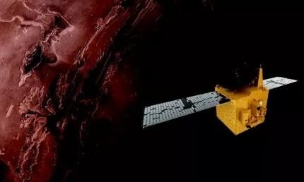 7월에 떠난 화성탐사선, 벌써 1억km 날다