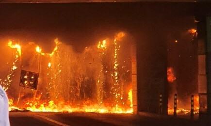 남양주 다산동 주상복합건물 화재…주민 등 28명 연기흡입