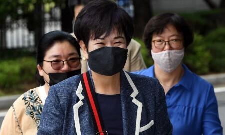 '목포 차명 투기' 의혹 손혜원 전 의원 징역 1년6개월 선고