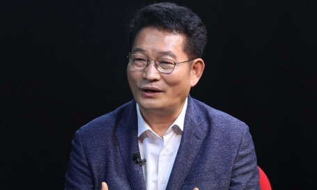 """송영길 """"비례민주당? 상대 반칙 그대로 당할 수는 없어"""""""