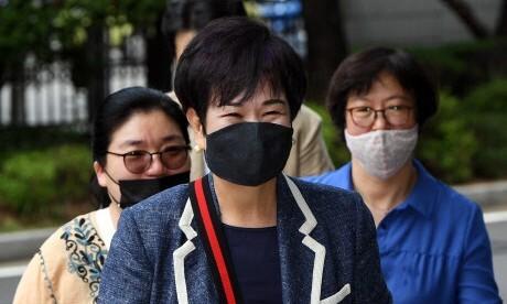 '목포 차명 투기' 의혹 손혜원 전 의원 1심 징역형