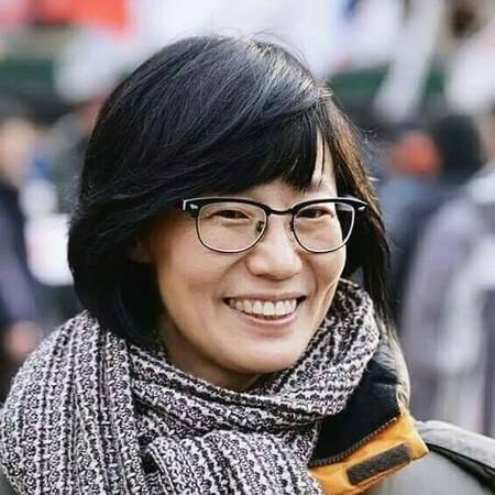 임미리 고려대 한국사연구소 연구교수. 임 교수 페이스북 갈무리