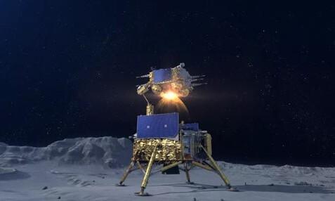 중국 창어5호, 달 표면 안착…표본 채취 돌입