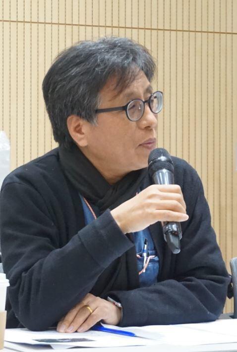 이창곤 한겨레경제사회연구원장.