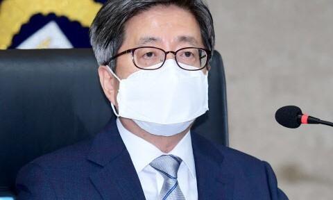 """김명수 """"제 불찰로 실망·걱정 끼쳐 다시 사과"""""""