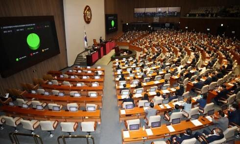 공수처 후속 3법 본회의 통과…공수처장 인사청문 대상 포함