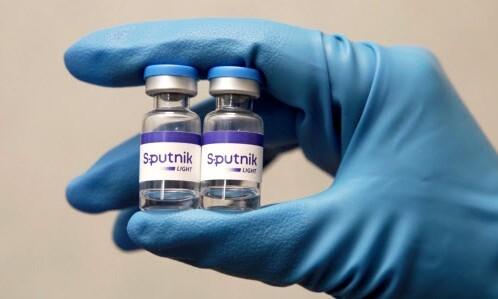 러시아, 1회 접종 코로나19 백신 '스푸트니크 라이트' 승인