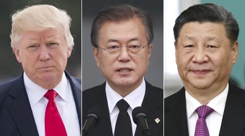 [다음주의 질문] 미-중 신냉전에 끼인 한국, '줄타기' 넘어 게임에 참여하자 / 조계완