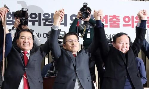 친박의 생존전략…'비박계 얼굴+친박 브레인' 조합 택했다