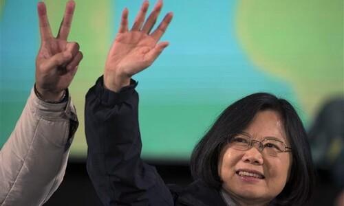'홍콩교훈'에반중파득세…대만 선거,중국 일국양제흔들까