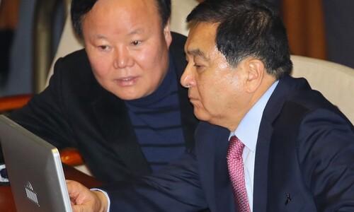 첫 합의부터 불발…한국당 새 원내사령탑 하루 만에 도마에