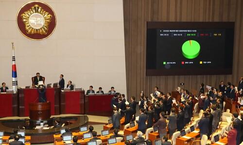 민주-한국 다시 '대치'…패트 법안도 '4+1 합의처리' 수순