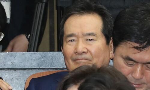 청, 정세균 전 국회의장을 국무총리 단수 후보로 검토