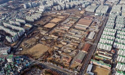 경기도, 반환 미군공여지 개발에 1조1558억 투자