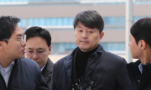 검찰, '뇌물 수수 혐의' 유재수 전 부산시 부시장 오늘 구속기소