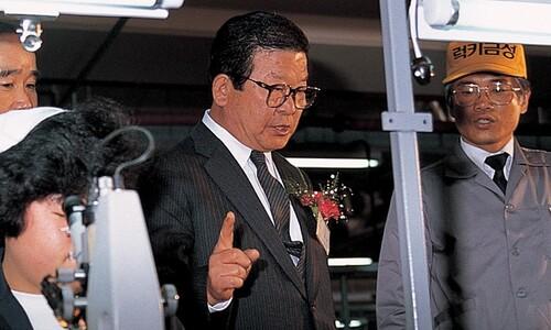 호랑이 선생님서 글로벌 LG 수장으로…구자경 회장 발자취