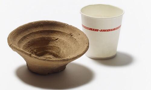 3500년 전 고대인들도 '일회용 컵' 사용했다