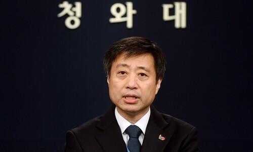 """청와대 재반박 """"언론이 불법연루 보도할 땐 근거 제시해야"""""""