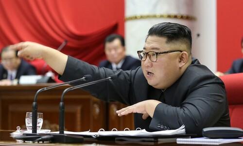 """북한 """"제재 지속하면 새로운 길 추구""""…미국 거듭 위협"""