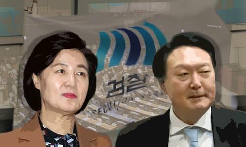 보수 언론·한국당 야단법석에도 '검란' 안 일어나는 이유
