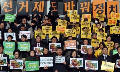 '비례○○당' 안 되는데, 그래도 한국당은 뭘 만든다고요?